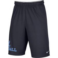 Lakeridge Baseball 26: Adult Size - Nike Team Fly Athletic Shorts - Anthracite Gray