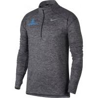 Lakeridge Baseball 22: Nike Element Men's Long Sleeve Running Top -  Gray