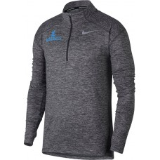 Lakeridge Baseball 22: Nike Element Men's Long Sleeve Running Top -  Gray