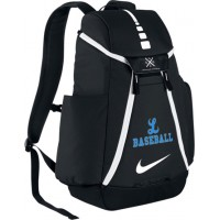 Lakeridge Baseball 32: Nike Elite Max Air 2.0 Backpack - Black